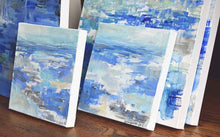 Load image into Gallery viewer, Adrift. Original Painting: The Water Collection. AVAILABLE THROUGH GALLERY