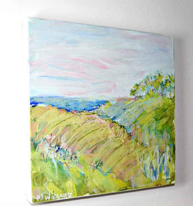 Wide Open Spaces. Original Painting: Summer Vacation Collection
