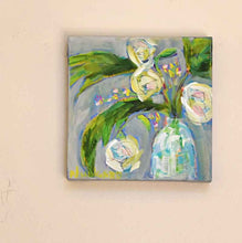 Load image into Gallery viewer, Dear Friend. Original Painting: Always Floral Collection