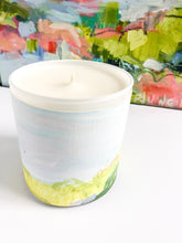 Load image into Gallery viewer, ORIGINAL FINE ART WRAPPED CANDLE: EIGHT