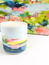 Load image into Gallery viewer, ORIGINAL FINE ART WRAPPED CANDLE: FIVE