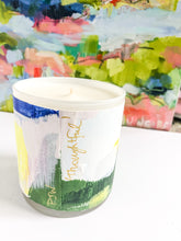 Load image into Gallery viewer, ORIGINAL FINE ART WRAPPED CANDLE: NINE