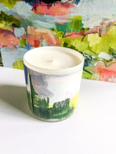 Load image into Gallery viewer, ORIGINAL FINE ART WRAPPED CANDLE - ONE