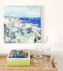 'Beach Day' Fine Art Canvas Print