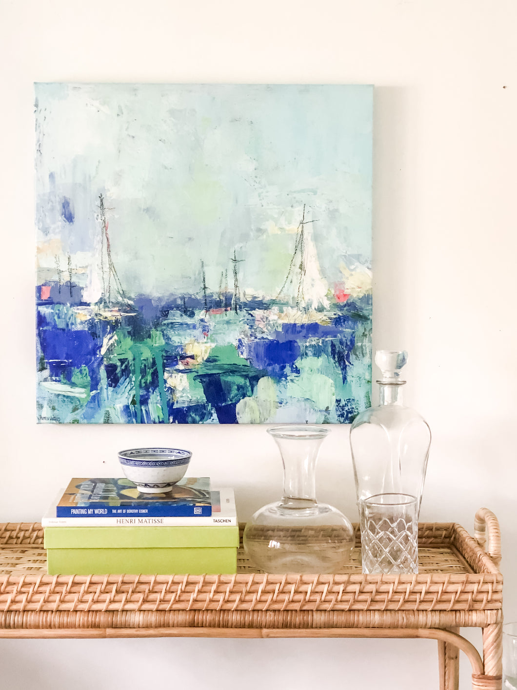 'Perfect Day' Fine Art Print on Canvas