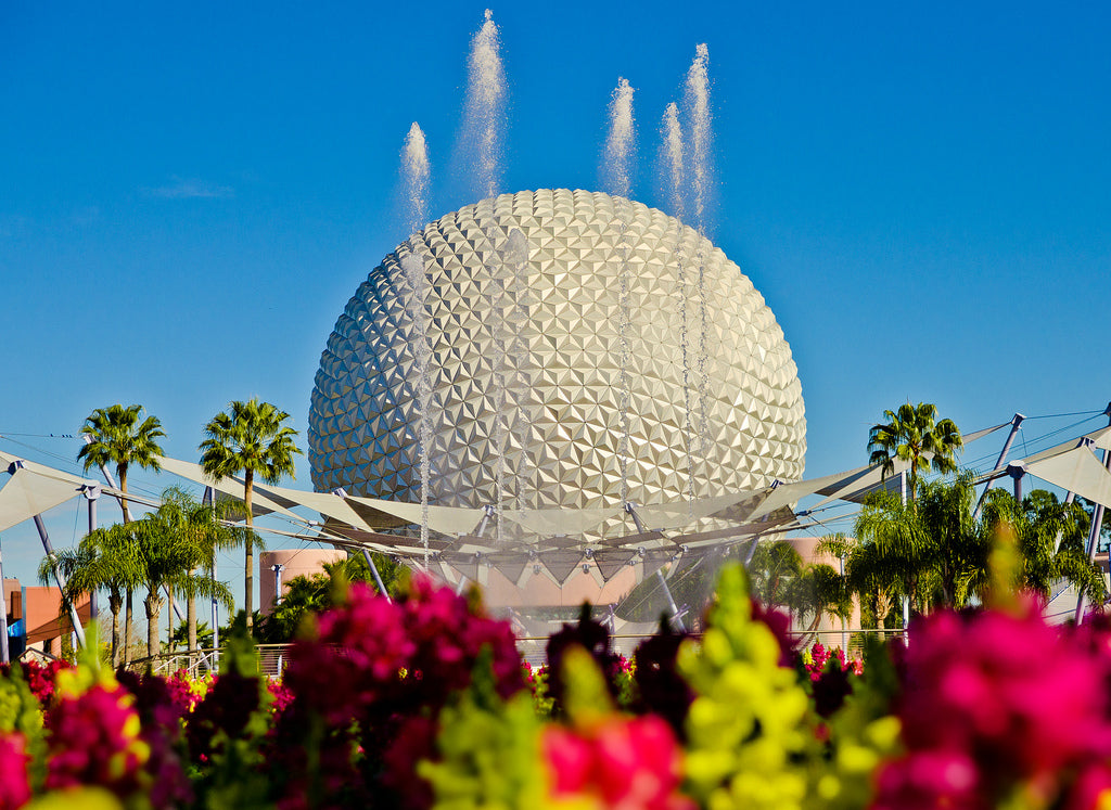 The Grand Fountain of Nations at Disney's Epcot