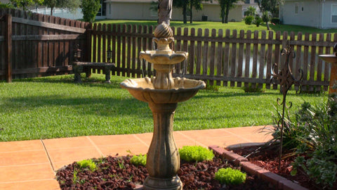 Go Powerless: The Benefits of Solar Fountains