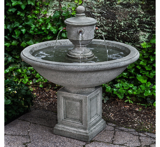 Old-World-Drinking-Fountain