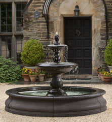 Top 5 Places to Install a Large Outdoor Fountain