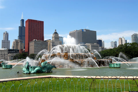The Buckingham Fountain
