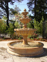 Chateau Pond Outdoor Water Fountain