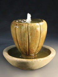Tomika Urn Garden Water Fountain - Large, Urn Outdoor Fountains - Outdoor Fountain Pros