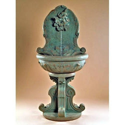 Hummingbird Wall Outdoor Fountain, Wall Outdoor Fountains - Outdoor Fountain Pros
