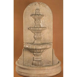 Espana Wall Outdoor Fountain - Tall, Wall Outdoor Fountains - Outdoor Fountain Pros