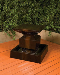 Alaster Garden Water Fountain, Garden Outdoor Fountains - Outdoor Fountain Pros