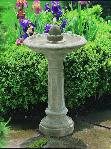 Acorn Garden Water Fountain, Garden Outdoor Fountains - Outdoor Fountain Pros