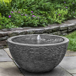 Arroyo Large Stone Ledge Fountain - Outdoor Fountain Pros