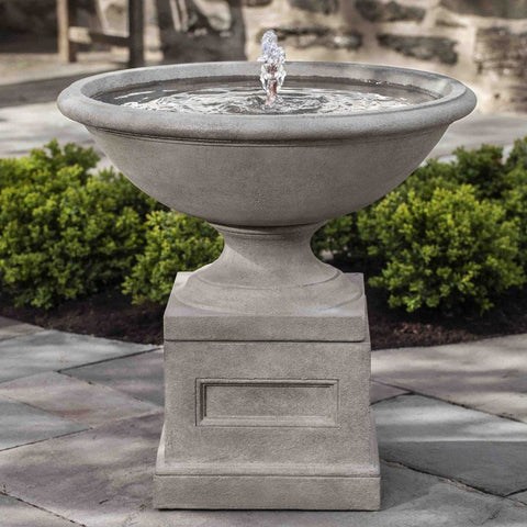 Aurelia Garden Water Fountain - Outdoor Fountain Pros