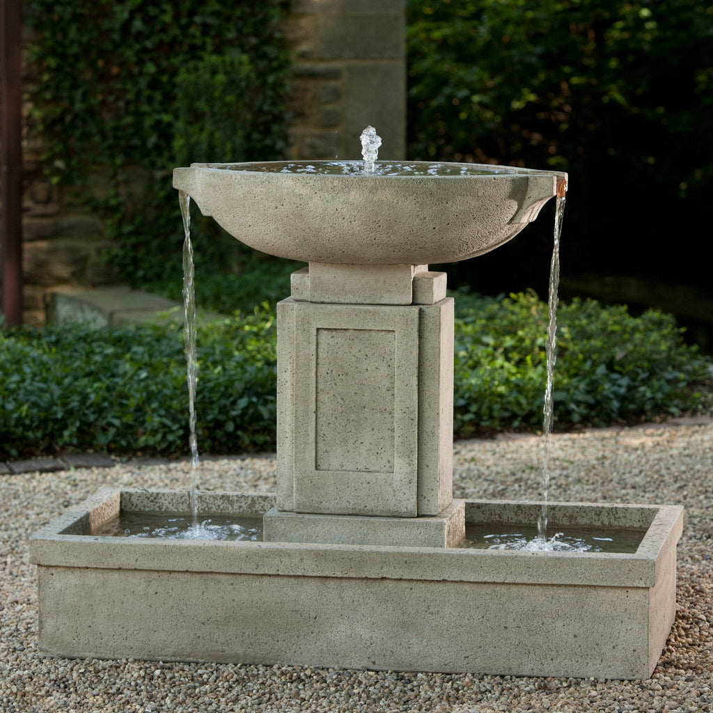 The Healing Benefits of an Outdoor Fountain