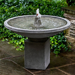 Autumn Leaves Garden Water Fountain, Garden Outdoor Fountains - Outdoor Fountain Pros