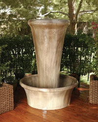 Bello Garden Water Fountain, Garden Outdoor Fountains - Outdoor Fountain Pros