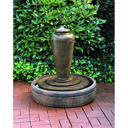 Bisbalos Garden Water Fountain, Garden Outdoor Fountains - Outdoor Fountain Pros