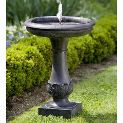 Chatsworth Garden Water Fountain, Garden Outdoor Fountains - Outdoor Fountain Pros