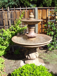 Chelsea Garden Outdoor Water Fountain
