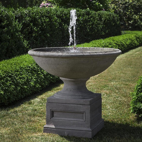 large outdoor fountains large water features. Black Bedroom Furniture Sets. Home Design Ideas