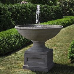 Condotti Outdoor Water Fountain, Garden Outdoor Fountains - Outdoor Fountain Pros