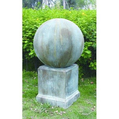 Urban Sphere Outdoor Fountain, Garden Outdoor Fountain - Outdoor Fountain Pros