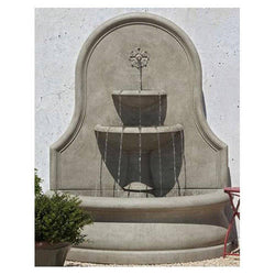 Estancia Garden Water Fountain, Garden Outdoor Fountains - Outdoor Fountain Pros