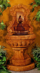 Europa Murabella Lavabo Garden Fountain, Wall Outdoor Fountains - Outdoor Fountain Pros