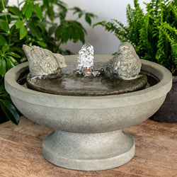 Belleville Garden Fountain - Outdoor Fountain Pros