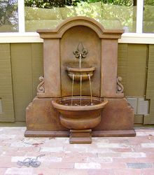 Flaminia Wall Fountain