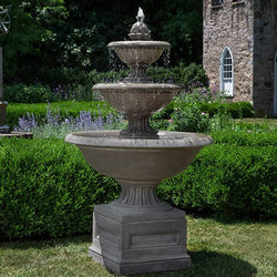 Fonthill Tiered Outdoor Water Fountain
