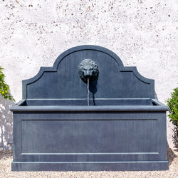 Portofino Wall Outdoor Fountain - Outdoor Fountain Pros