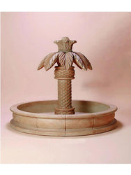 Palm Springs Fountain, Small - Outdoor Fountain Pros