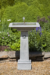 Hampstead Garden Water Fountain, Garden Outdoor Fountains - Outdoor Fountain Pros