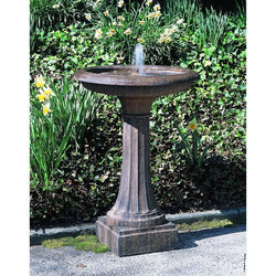 Longmeadow Garden Water Fountain, Garden Outdoor Fountains - Outdoor Fountain Pros