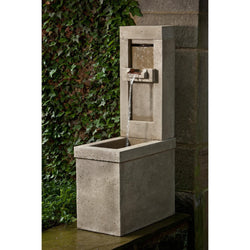 Lucas Garden Water Fountain, Garden Outdoor Fountains - Outdoor Fountain Pros