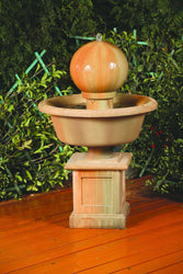 Marinus Garden Water Fountain, Tiered Outdoor Fountains - Outdoor Fountain Pros
