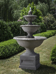 Monteros Tiered Outdoor Water Fountain