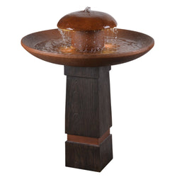 Oswego Floor Fountain - Outdoor Fountain Pros