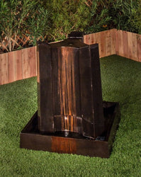 Pompei Outdoor Water Fountain, Large Outdoor Fountains - Outdoor Fountain Pros