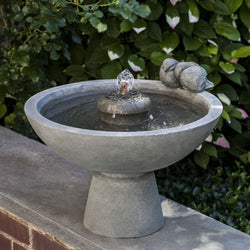 Paradiso Garden Water Fountain, Garden Outdoor Fountains - Outdoor Fountain Pros