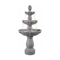 Plantation Outdoor Floor Fountain - Outdoor Fountain Pros