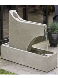 Precipice Garden Water Fountain, Garden Outdoor Fountains - Outdoor Fountain Pros