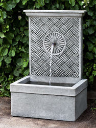 Solaris Garden Water Fountain, Garden Outdoor Fountains - Outdoor Fountain Pros