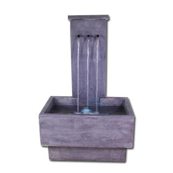 Tre Rame Fountain - Outdoor Fountain Pros